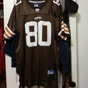 Vintage Men's Cleveland Browns Shirt
